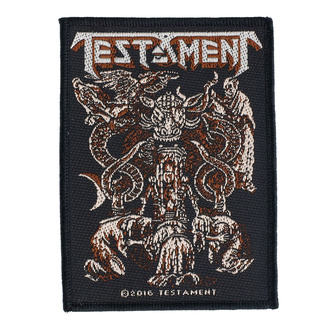 toppa Testament - Demonarchy - RAZAMATAZ, RAZAMATAZ, Testament