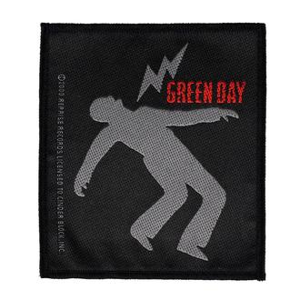 toppa Green Day - Lightning Bolt - RAZAMATAZ, RAZAMATAZ, Green Day