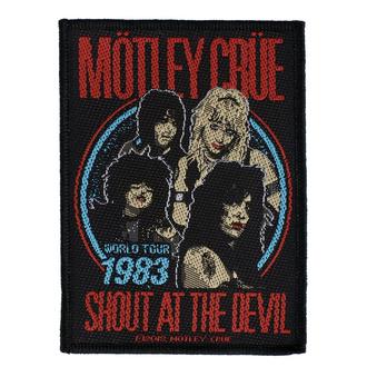 toppa Mötley Crüe - Shout At The Devil - RAZAMATAZ, RAZAMATAZ, Mötley Crüe