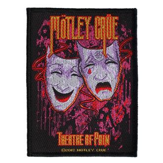 toppa Mötley Crüe - Theatre Of Pain - RAZAMATAZ, RAZAMATAZ, Mötley Crüe
