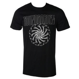 t-shirt metal uomo Soundgarden - BLACK BLADE MOTOR FINGER - PLASTIC HEAD, PLASTIC HEAD, Soundgarden