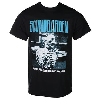 t-shirt metal uomo Soundgarden - JESUS CHRIST POSE - PLASTIC HEAD, PLASTIC HEAD, Soundgarden