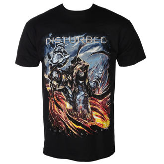 t-shirt metal uomo Disturbed - THE END - PLASTIC HEAD, PLASTIC HEAD, Disturbed