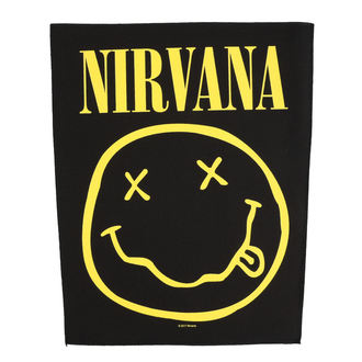 Grande toppa Nirvana - Smiley - RAZAMATAZ, RAZAMATAZ, Nirvana