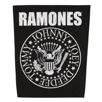 toppa grande RAMONES - CLASSIC SEAL - RAZAMATAZ, RAZAMATAZ, Ramones