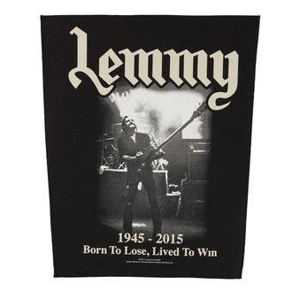 toppa grande Motörhead - Lemmy - ha vissuto A Vincere - RAZAMATAZ, RAZAMATAZ, Motörhead