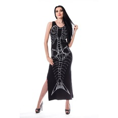 Vestito Da donna Heartless - VENLA - NERO, HEARTLESS
