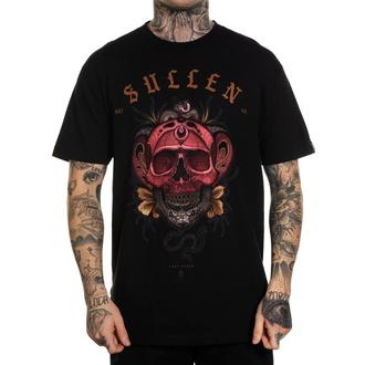 Maglietta da uomo SULLEN - VENOMOUS - NERO, SULLEN