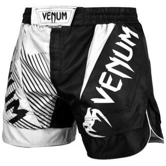 Uomo boxe pantaloncini (fightshorts) VENUM - NoGi 2,0 - Nero / bianca, VENUM