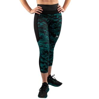 Pantaloni da donna (leggins) VENUM - Defender - Nero / verde, VENUM
