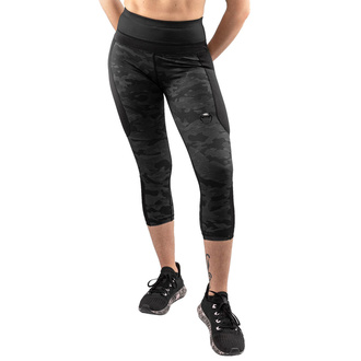 Pantaloni da donna (leggins) VENUM - Defender - Nero / Nero, VENUM