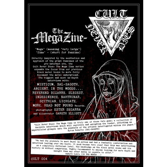Libro Cult Never Dies: The Mega Horsehair (autografato), CULT NEVER DIE