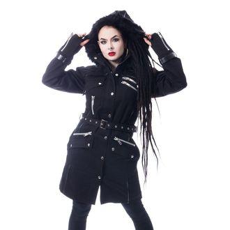 cappotto Chemical Black - VERSE - NERO, CHEMICAL BLACK