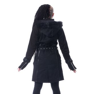 cappotto Chemical Black - VERSE - NERO, CHEMICAL BLACK