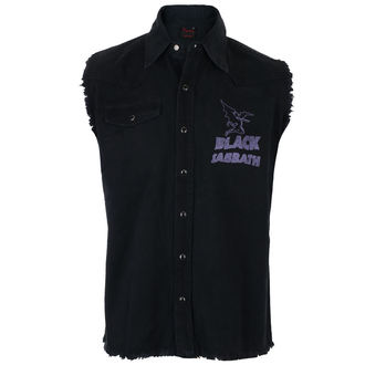 camicia da uomo senza maniche (gilet) BLACK SABBATH - LORD OF THIS WORLD - RAZAMATAZ, RAZAMATAZ, Black Sabbath