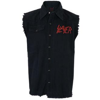 camicia da uomo senza maniche (gilet) SLAYER - REPENT LESS - RAZAMATAZ, RAZAMATAZ, Slayer