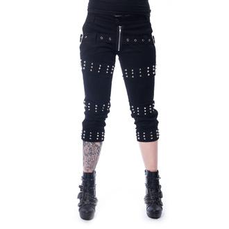 pantaloncini VIXXSIN - VIA - NERO, VIXXSIN