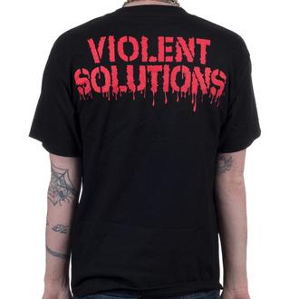 Maglietta da uomo Sacred Reich - Violent Solutions - Nero - INDIEMERCH, INDIEMERCH, Sacred Reich