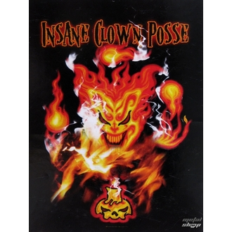 bandiera Insane Clown Posse HFL 0918, HEART ROCK, Insane Clown Posse