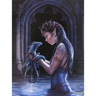 bandiera Anne Stokes - Acqua Dragon, ANNE STOKES, Anne Stokes
