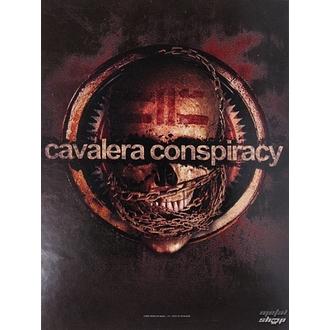 bandiera Cavalera Conspiracy, HEART ROCK, Cavalera Conspiracy