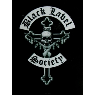 bandiera Black Label Society - Crucifix, HEART ROCK, Black Label Society
