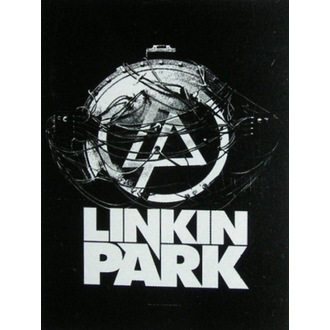 bandiera Linkin Park - Atomico Age, HEART ROCK, Linkin Park