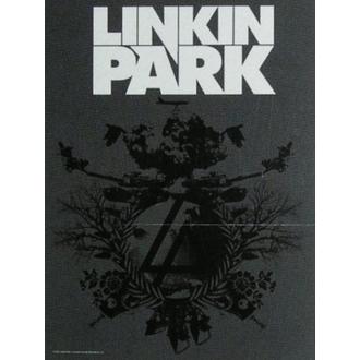 bandiera Linkin Park - Piano B, HEART ROCK, Linkin Park