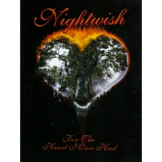 bandiera Nightwish - For The Heart I Una volta Serpente, HEART ROCK, Nightwish