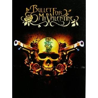 bandiera Bullet For My Valentine - Pistols, HEART ROCK, Bullet For my Valentine