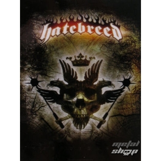 bandiera Hatebreed - Eagle, HEART ROCK, Hatebreed
