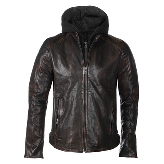 Giacca da uomo G2BLews SF LARETV - marrone scuro - M0012855