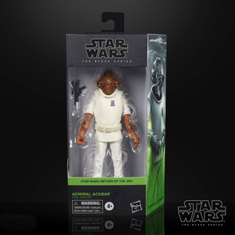 Action Figure STAR WARS - Admiral Ackbar, NNM, Star Wars