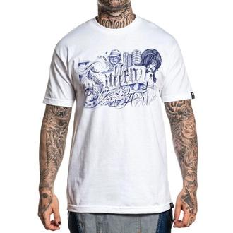 Maglietta da uomo SULLEN - ALESTRA - BIANCA, SULLEN