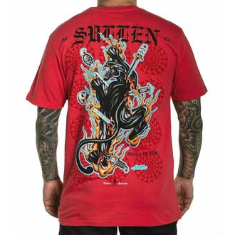Maglietta da uomo SULLEN - RED ELECTRIC, SULLEN