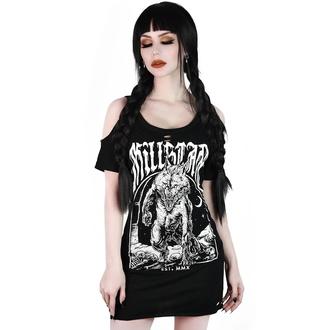 t-shirt donna - Hungry Distressed - KILLSTAR - KSRA001833