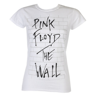 t-shirt metal donna Pink Floyd - The Wall album - LOW FREQUENCY, LOW FREQUENCY, Pink Floyd