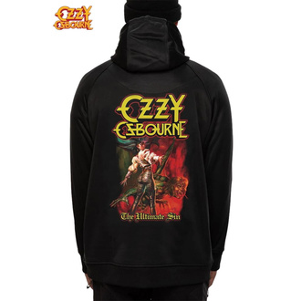 Felpa da uomo con cappuccio 686 - Ozzy Osbourne, 686, Ozzy Osbourne