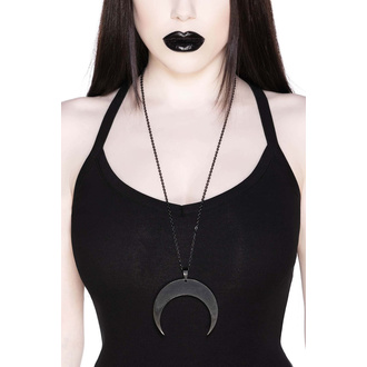 Collana KILLSTAR - Waxing Crescent - NERO, KILLSTAR