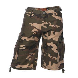 Uomo pantaloncini WEST COAST CHOPPERS - CARGO - Camo, West Coast Choppers