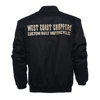 giacca primaverile / autunnale - ASSUALT - West Coast Choppers, West Coast Choppers