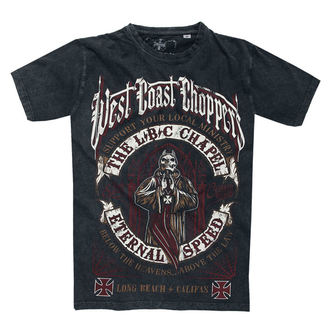 t-shirt uomo - THE CHAPEL - West Coast Choppers, West Coast Choppers