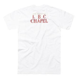 t-shirt uomo - THE CHAPEL - West Coast Choppers, West Coast Choppers