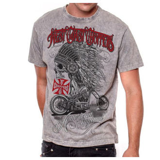 t-shirt uomo - CHIEF - West Coast Choppers, West Coast Choppers
