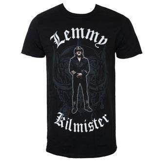 Maglietta Lemmy Kilmister - Memorial Statue - Nero - ROCK OFF, ROCK OFF, Motörhead