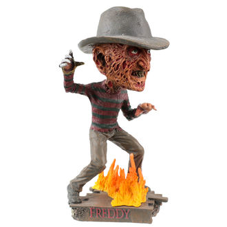 Bobble Head Doll Nightmare on Elm Street  - Head Knocker Bobble-Head Freddy Krueger, NNM, Nightmare - Dal profondo della notte