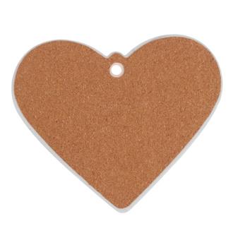 Decorazione da parete (vassoio) ALCHEMY GOTHIC - Heart Trivet, ALCHEMY GOTHIC