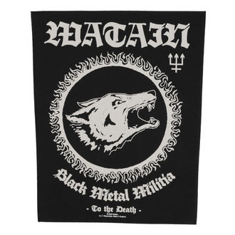 Grande toppa Watain - Black Metal Militia - RAZAMATAZ, RAZAMATAZ, Watain