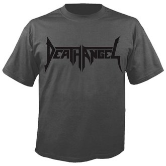 t-shirt metal uomo Death Angel - Logo GREY - NUCLEAR BLAST, NUCLEAR BLAST, Death Angel