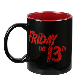 Tazza Friday the 13th, NNM, Friday the 13th